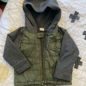 Baby boy light  and soft jacket